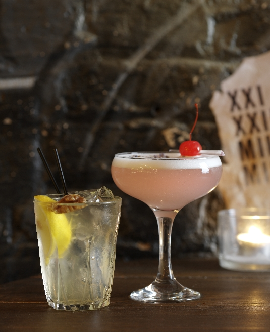 Bitters&Rye Cocktail Club © www.bittersandryelondon.com