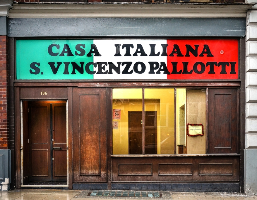 Casa Italiana S. Vincenzo Pallotti