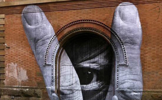 invisibilità londinese